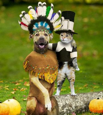 Inspiration Online Magazine - Thanksgiving Pals